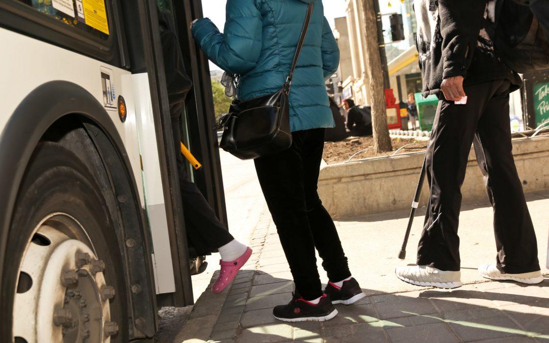 Transit // Le transport en commun