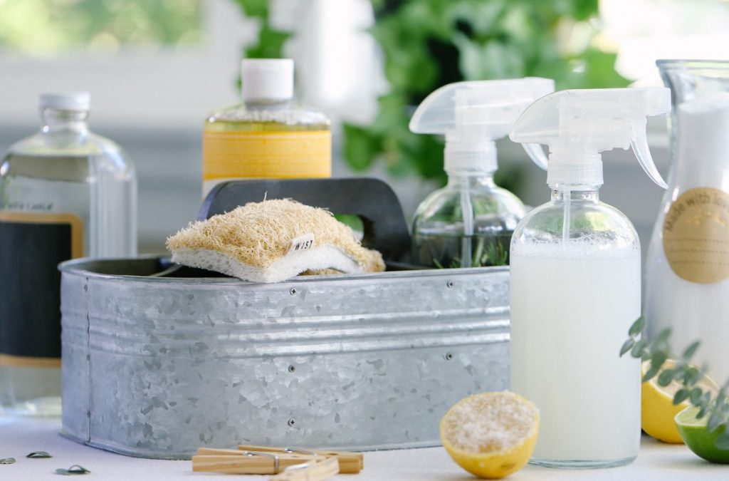 Greener Cleaning Products