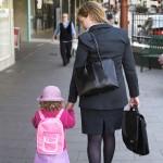 Walking to work (Source: Shutterstock)