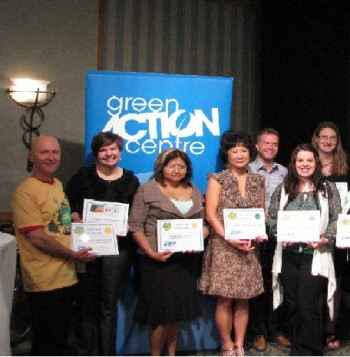2011 Prize Donors, Planning Partners & Results