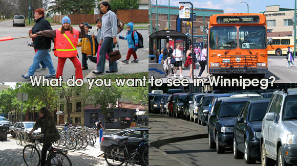Winnipeg's Transportation Master Plan