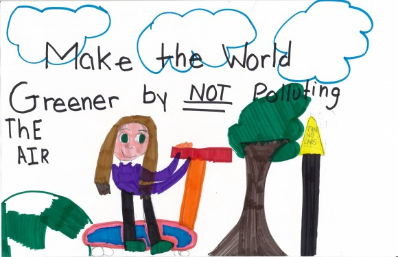 ASRTS -poster contest 2015- Blaire Barker School