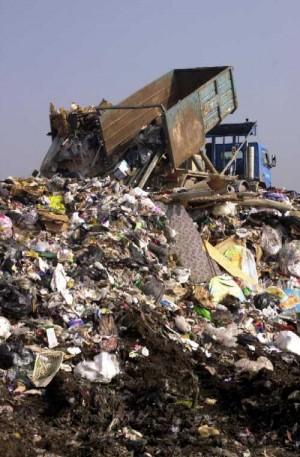 Mythbusting - landfill deposit