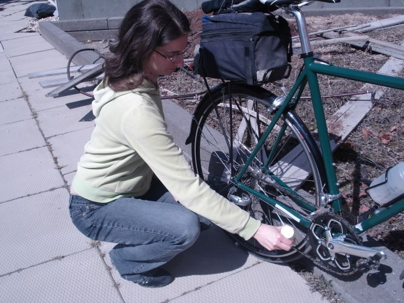 Get your bike ready for spring