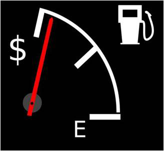 Avoid high gas prices. Green your commute.