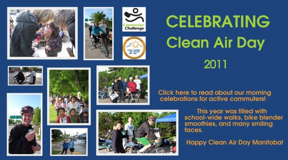 Celebrating Clean Air Day 2011!