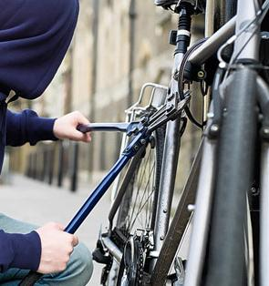 Myth Busted: With the Right Materials, You Can Park Your Bike Outside Safely