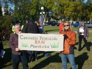 Cosmetic Pesticide Manitoba Banner - September 24 2012