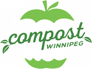 Compost Winnipeg apple logo