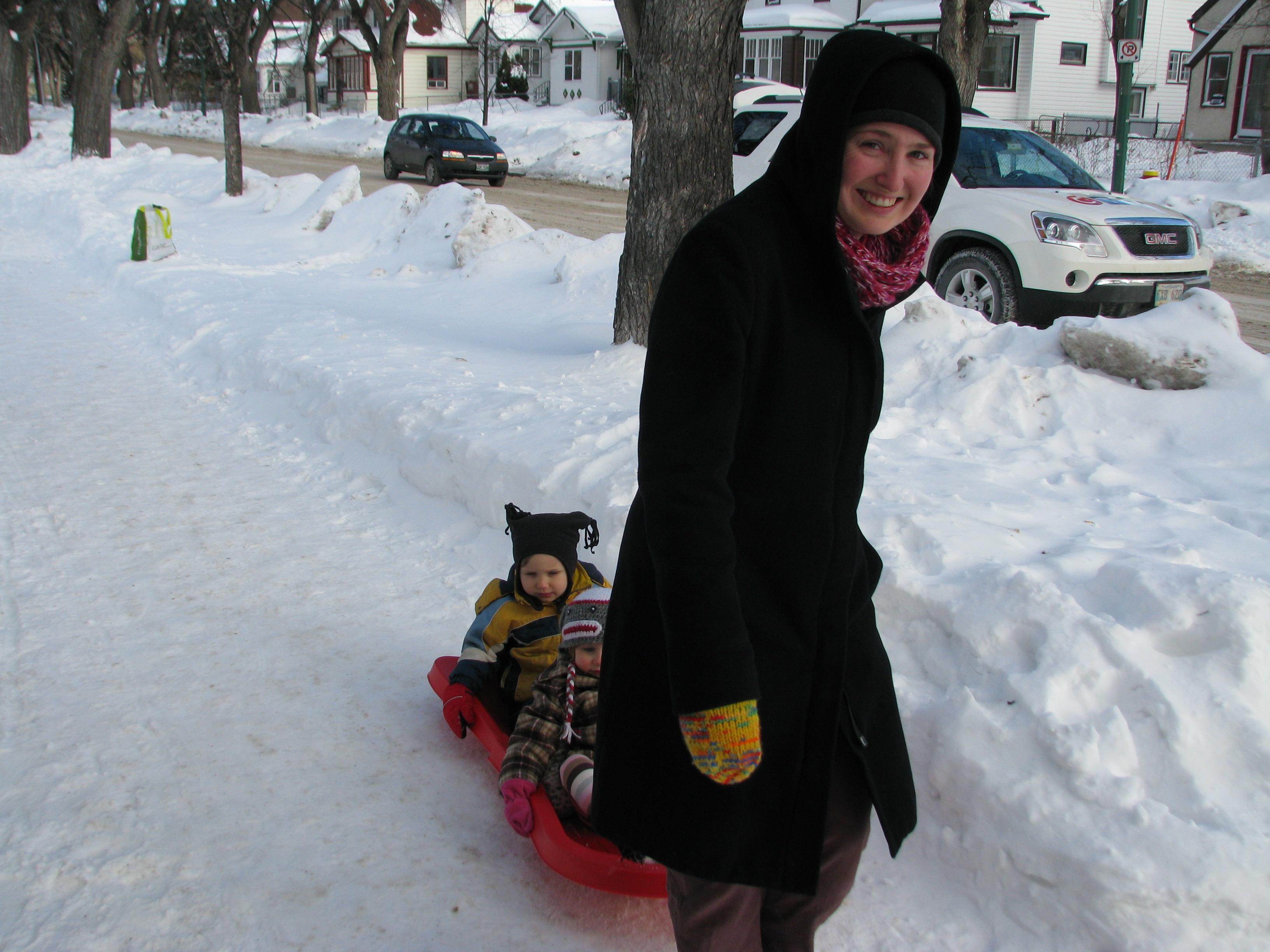 Bougeons en hiver: The Jack Frost Challenge 2013