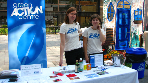 Sign up to be a member of Green Action Centre