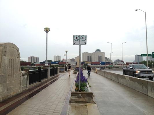 Winnipeg cycling infrastructure deciphered