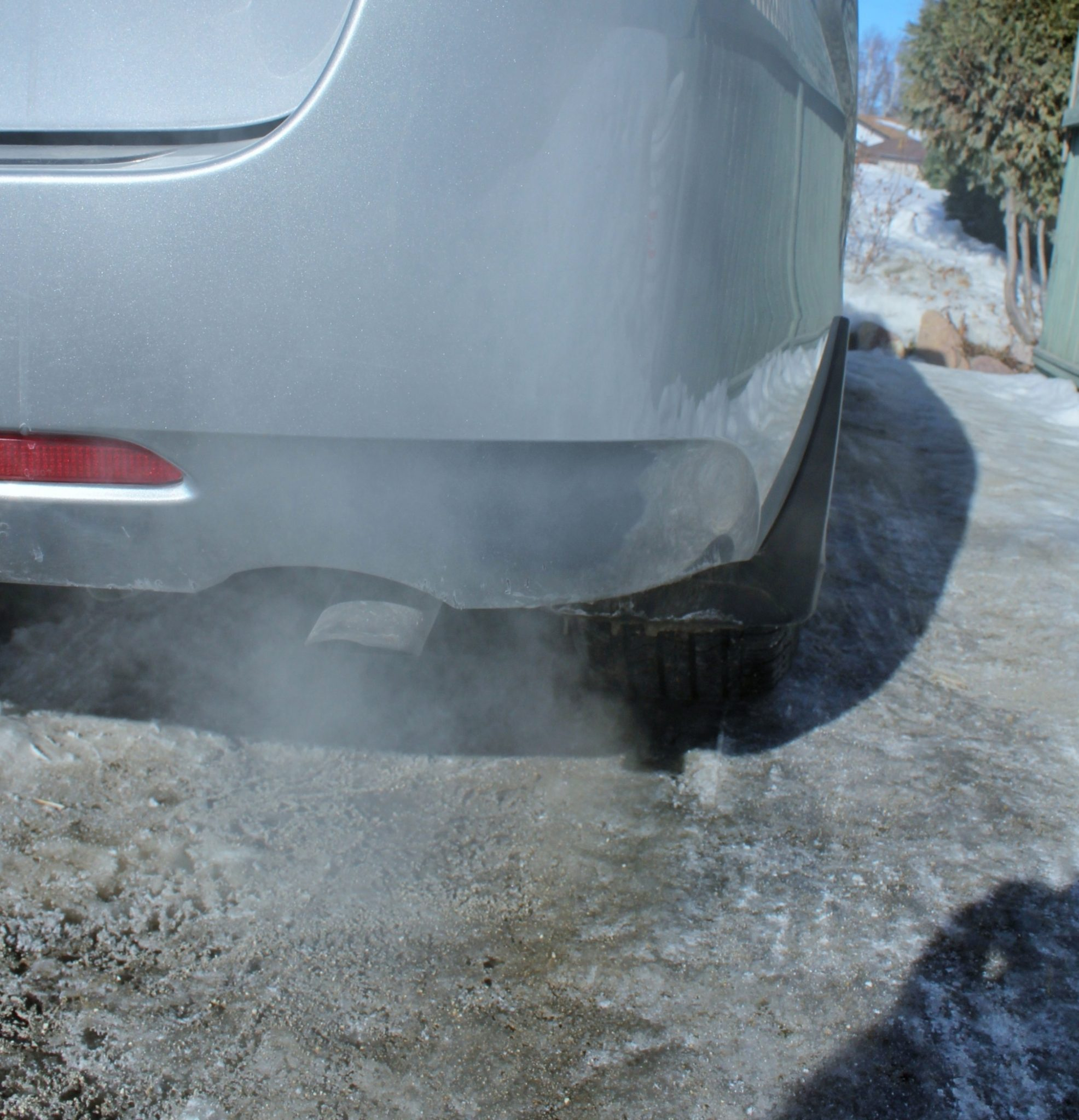 Myth Busted: Idling wastes fuel!