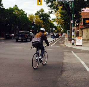 Sherbrook bike lane 1 web
