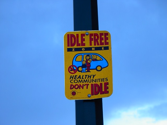 Celebrating 10 Years Idle Free