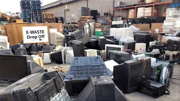 Holiday E-Waste