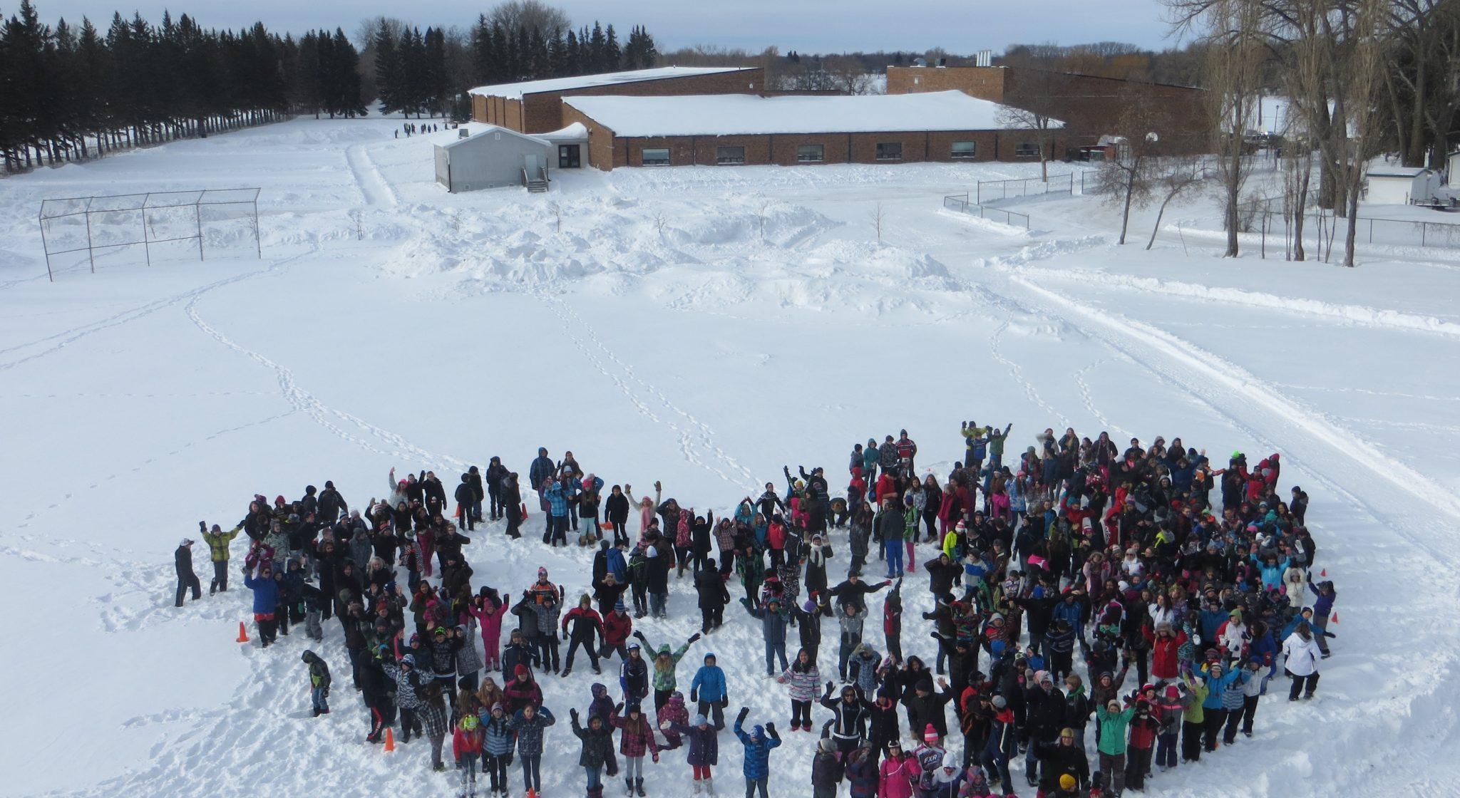 Registration for Bougeons en hiver: The Jack Frost Challenge