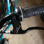 Cycling - Barrel adjuster