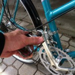 Checking bottom bracket