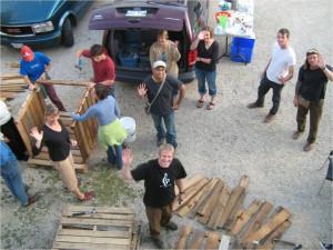 compost bin building workshop (2)