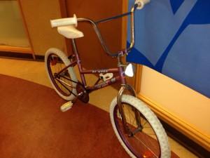 ASRTS - BTSM bike