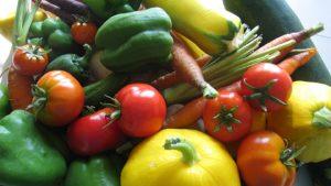 Veggies - canning fall bounty (main pg)