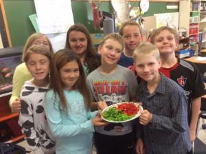 Neil Campbell School kids - permission sought