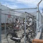 CBC bike cage.