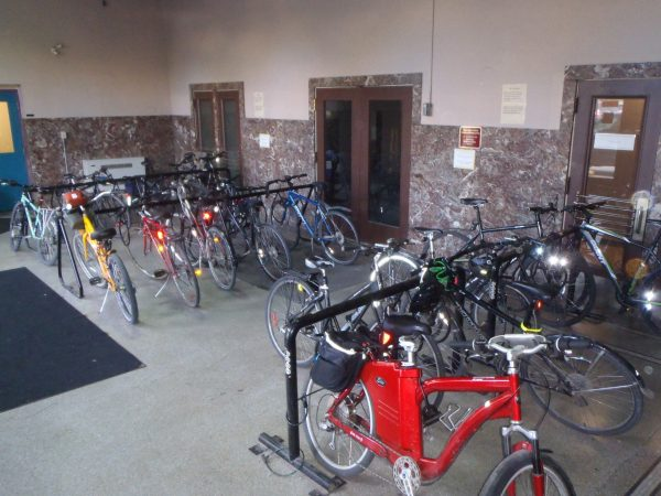 Essentials of Bike Parking