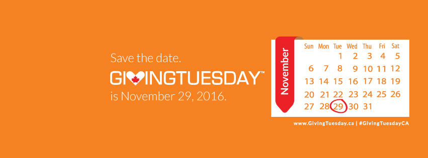 Giving Tuesday vs. Black Friday