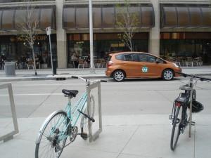 Peg City vehicle at cc 2013 launch
