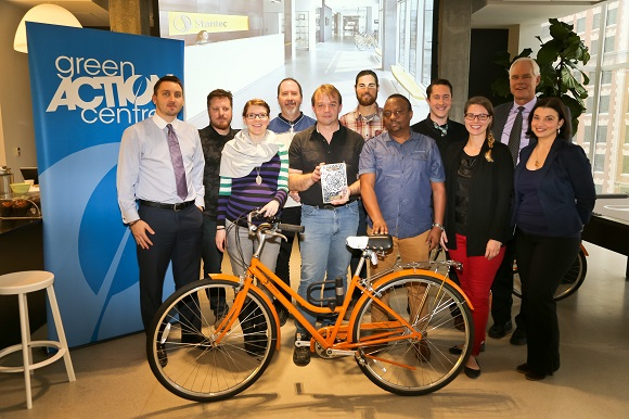 2015 Commuter Friendly Workplace Award Winner