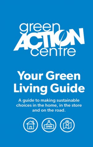 Your Green Living Guide - front page