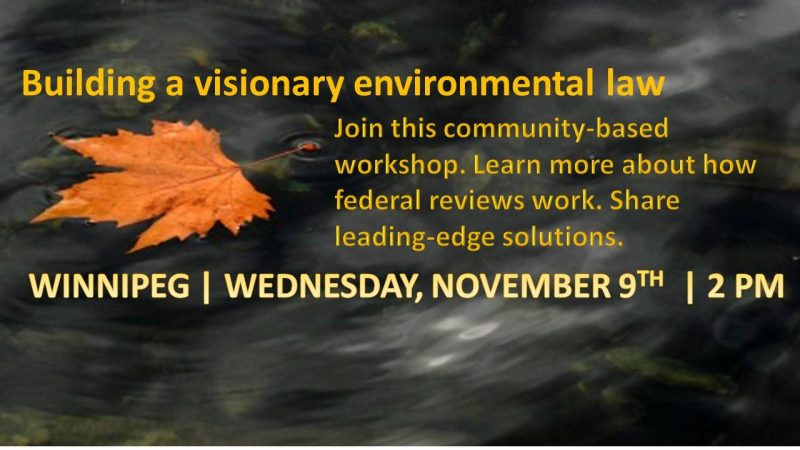 Environmental Law Workshop