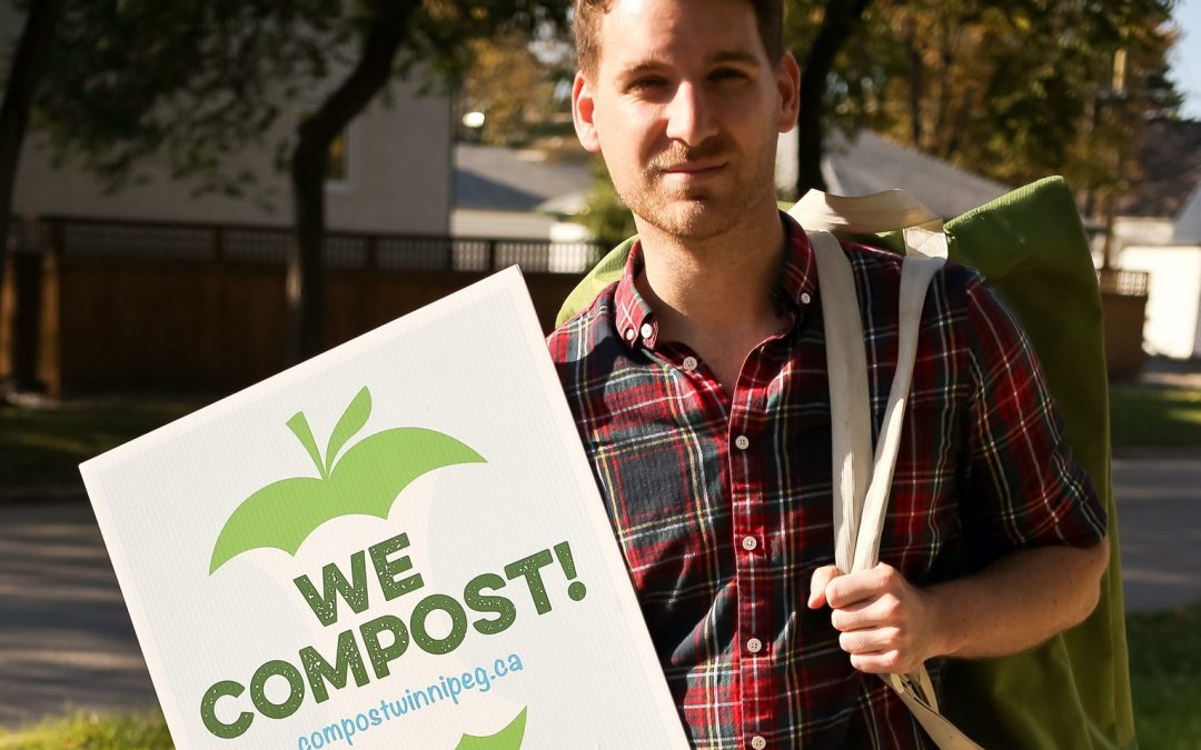 Compost Winnipeg Now Making House Calls!