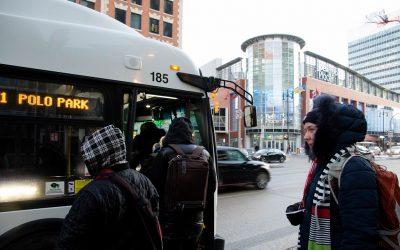 Winter Transit 101