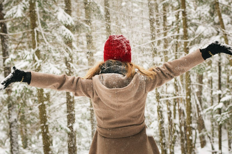 Get Outdoors With Family Fun Winter Activities