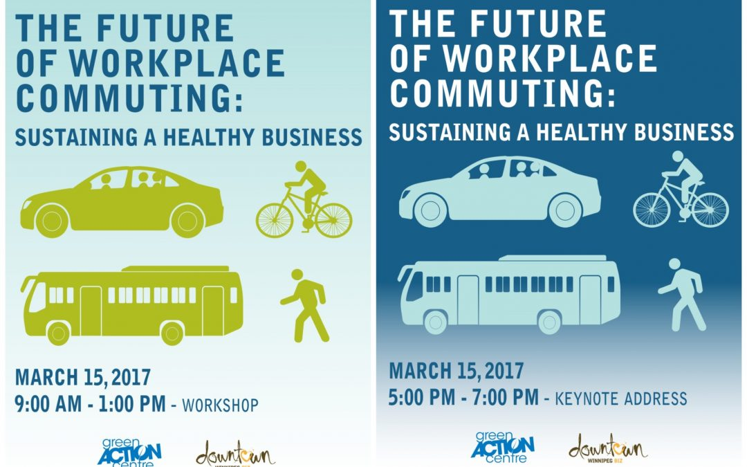 The Future of Workplace Commuting in Manitoba