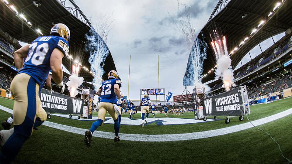 Green Your Sporting Event: The Winnipeg Blue Bombers