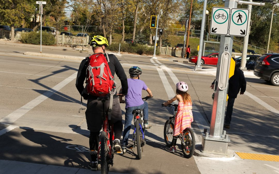 Commuting With Children