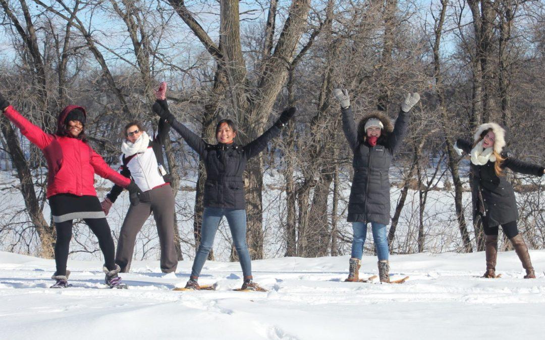 The Jack Frost Challenge – Bougeons en Hiver!