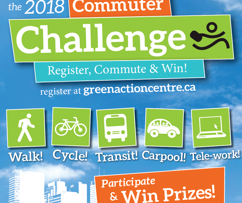 Log Your Green KMs Traveled June 3 – 9