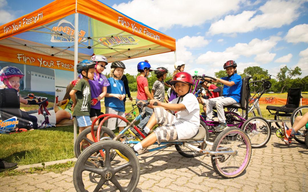 Celebrate Bike to School Month! (May 7–June 6, 2018)