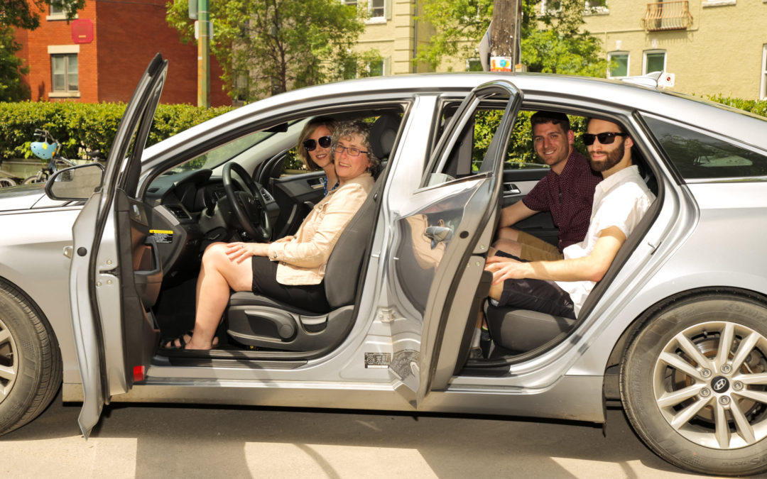 June GoManitoba Contest: Carpool & Win!