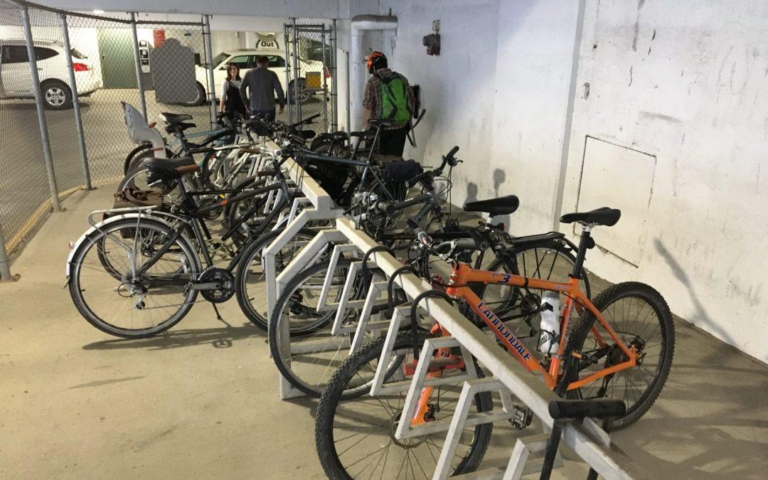Secure Bike Parking Info Sheet