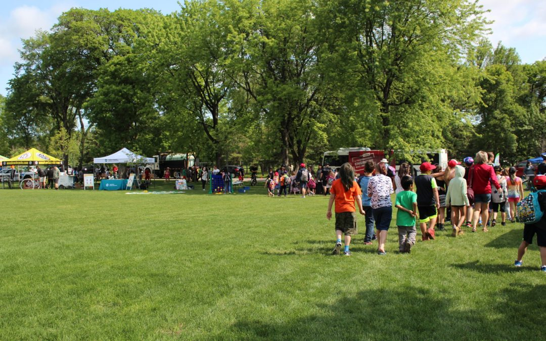 Clean Air Day Event for Schools!