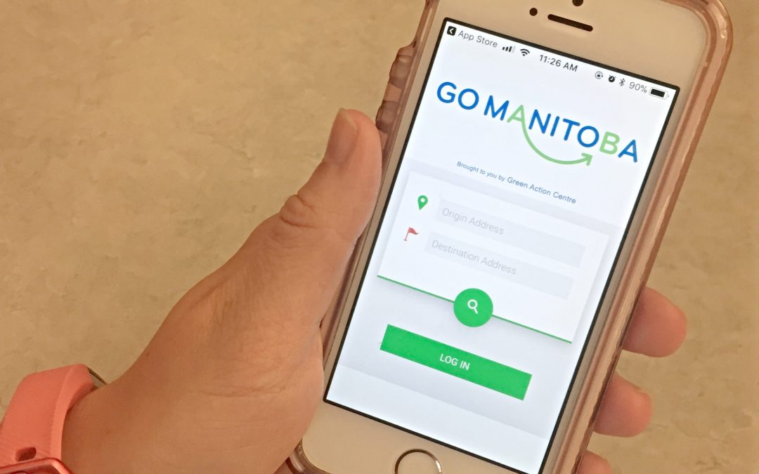 GoManitoba Answers Commuting Call in Rural Manitoba