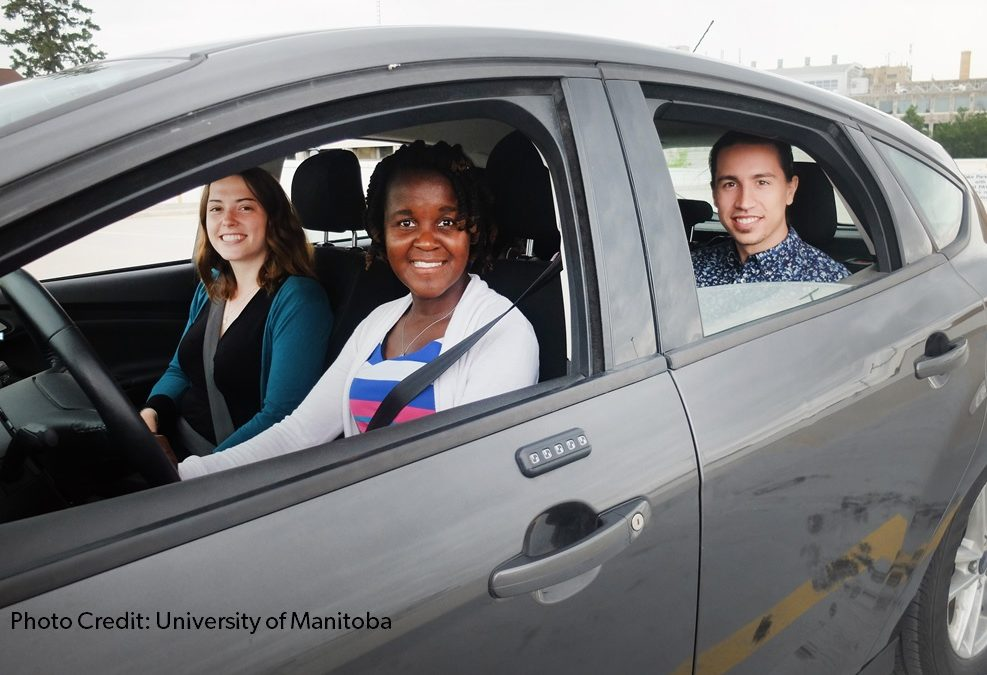 Carpool to Campus with GoManitoba