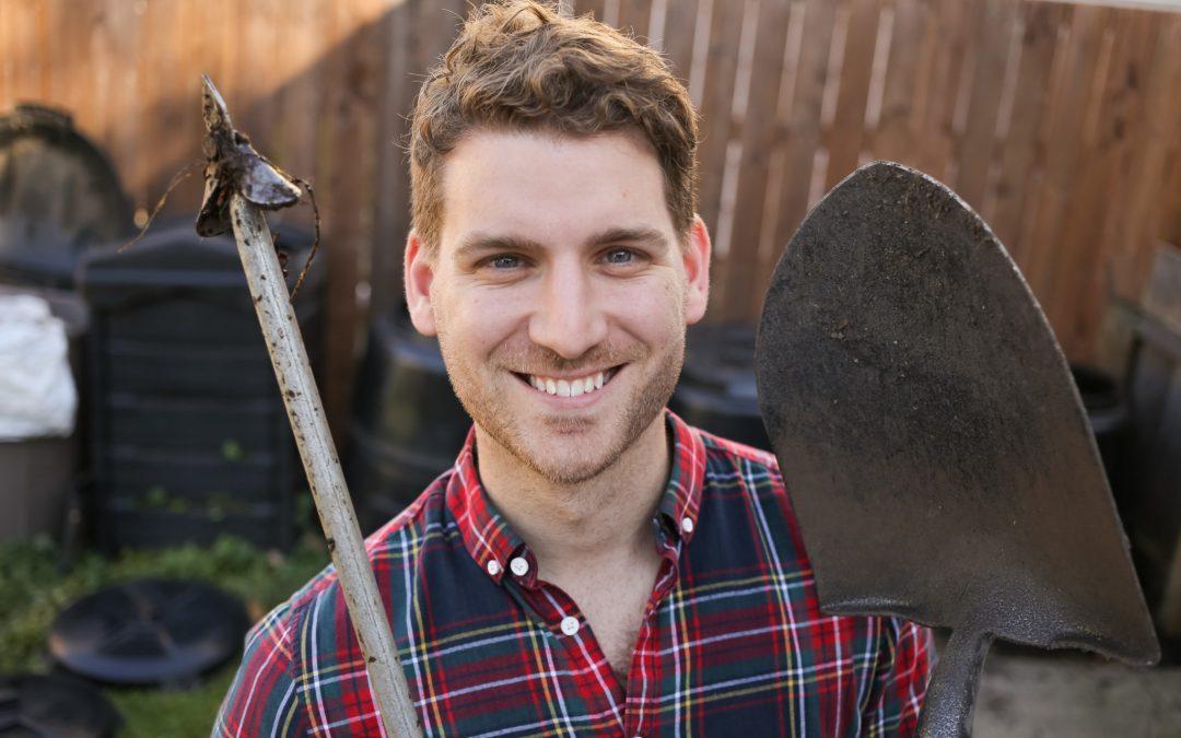 We're Hiring – A Composting Program Coordinator