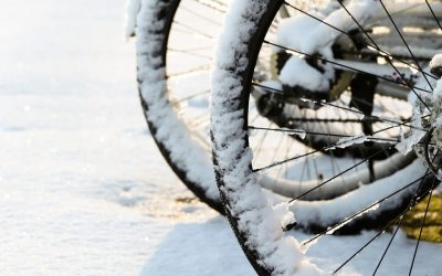 5 Step Winter Bicycle Maintenance